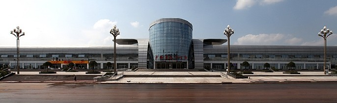 泸州客运中心站 泸州广场汽车站