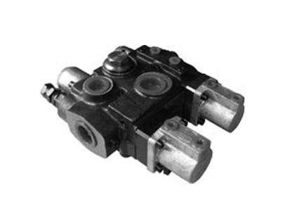 用途与特征:   qdf-l20型气控多路阀是我公司根据重载自卸车增加图片